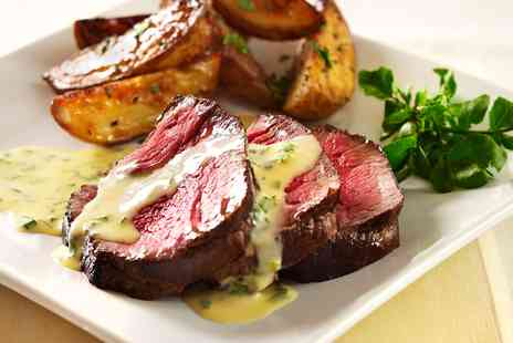 The Fox and Hounds Restaurant & Bar - Chateaubriand Bubbly for Two - Save 38%
