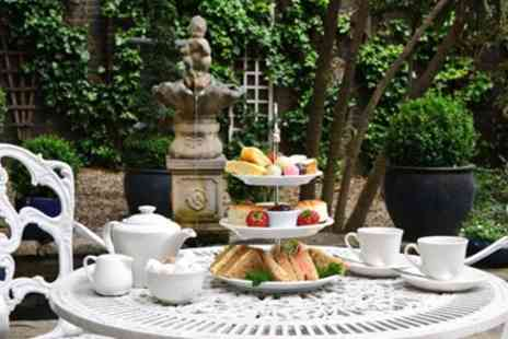 The academy - Afternoon Tea for 2 with Bottle of Prosecco to Share - Save 53%