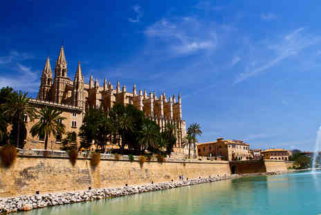 The UK Flights - Three night all inclusive stay in Mallorca including return flights - Save 27%