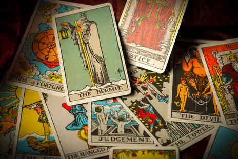Blessed Be - Email tarot card, angel or psychometric reading - Save 93%
