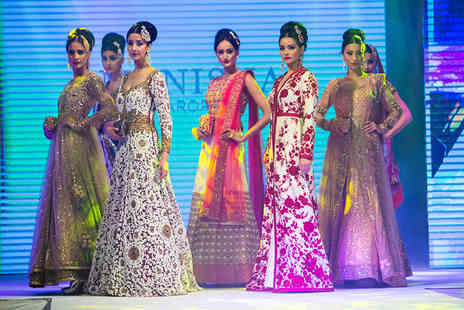 The National Asian Wedding Show - Two tickets to The National Asian Wedding Show - Save 55%