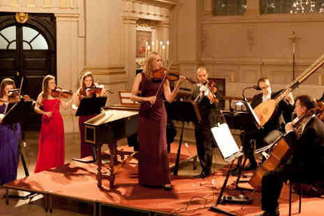 London Concertante - Vivaldi and Bach Concertos by Candlelight - Save 31%