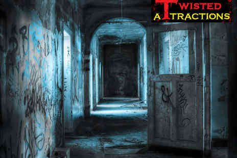 Twisted Attractions - Entry to Twisted Attractions Terror Park for One - Save 50%