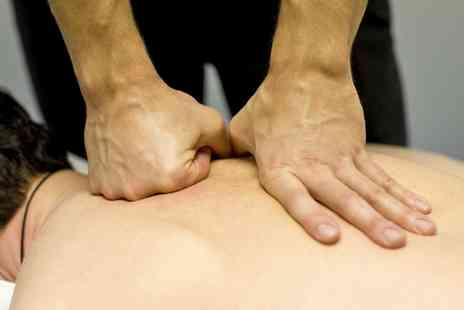 Aberdeen Osteopathy Clinic - Choice of 45 Minute Massages - Save 61%