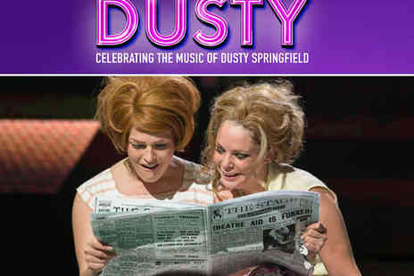 Charing Cross Theatre - Ticket to DUSTY - Save 20%