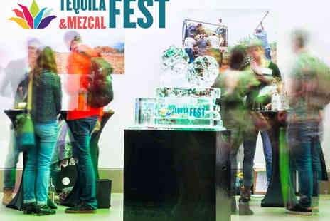 Old Spitalfields Market - Two Tickets to the Tequila & Mezcal Fest on September 19 OR 20 - Save 17%