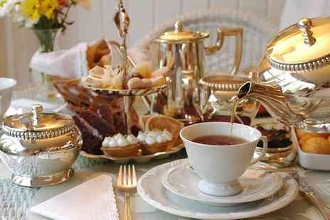 The White Lion - Afternoon Tea For Two - Save 46%