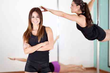 Liverpole - Pole Fitness Masterclass for One - Save 50%