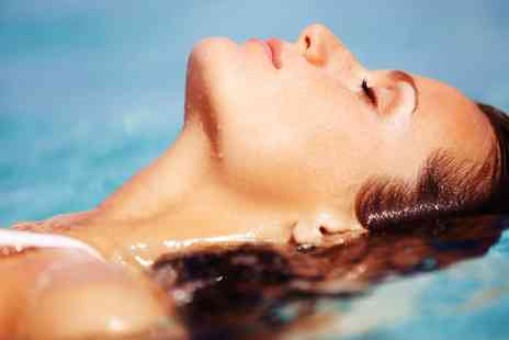 Room To Float - 30 Minute or One Hour Floatation Session With Optional Indian Head Massage - Save 38%