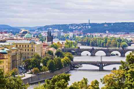 Best Western Amedia Praha - One to Three Nights stay For One With Breakfast And Garage Parking - Save 0%