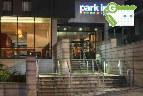 Park Inn by Radisson - Two night Stay For Two With Breakfast With Option For 2 Course Meal and Wine - Save 0%