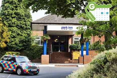Park Innt - Two night Stay For Two With Breakfast With Option For 2 Course Meal and Wine - Save 0%