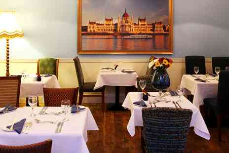 Danube Restaurant - Fillet Steak for Two - Save 46%
