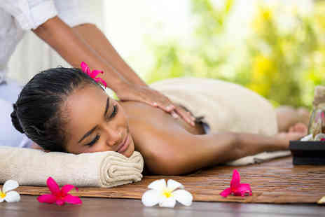 About You  -  30 minute back massage  - Save 55%