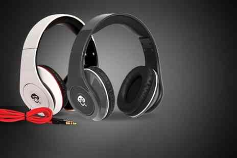 Chimp Electronics - Pair of Chimp CS 800 headphones - Save 86%