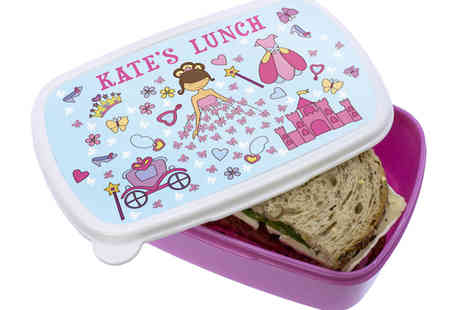 Treat Republic - Personalised Lunch Box for Kids - Save 50%