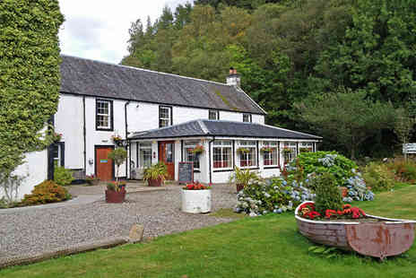 Rowardennan Hotel -  Two night stay on a Wednesday and Thursday night for two with a two course dinner on both nights - Save 57%