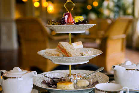 Hilton London Euston Hotel   - Traditional Afternoon Tea for Two - Save 30%