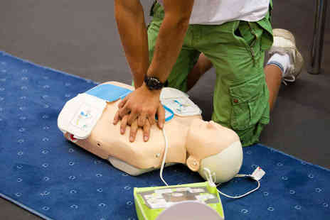 First Aid Training Organisation - First Aid Course for One  - Save 0%
