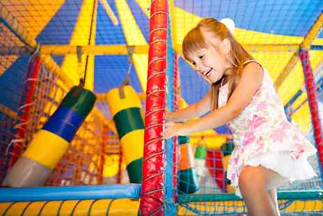 Millie Meerkats Playbarn - Entry  to Soft Play with Drinks for One Or Four Children - Save 44%