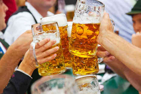 London Oktoberfest - Oktoberfest Ticket with Beer and Food - Save 50%