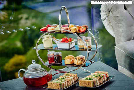 Marco Pierre White - Traditional Afternoon Tea for Two  - Save 50%