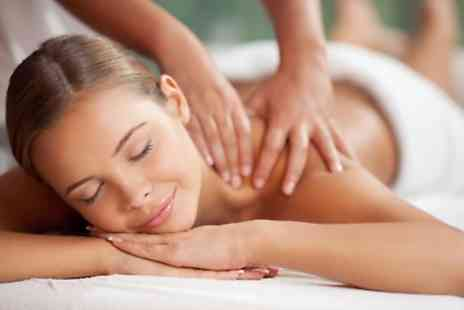 Helen Deans Hair & Beauty - Choice of One Hour Massage with Optional Facial - Save 62%
