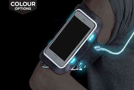 Mooch - Light Up Armband for Smartphones - Save 60%