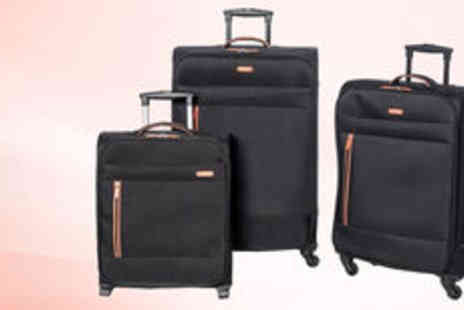 One Reward - Pack Easy Elba luggage set Plus Delivery - Save 0%