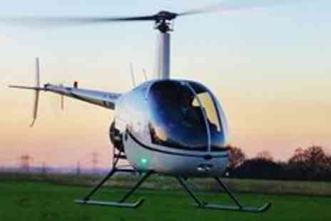 Flying Pig Helicopters - 30 minute helicopter experience - Save 0%