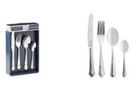 Meadow Vale - Viners Dubarry 16 piece cutlery set - Save 0%