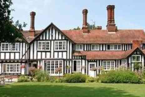 Lenwade House Hotel - Norfolk stay with breakfast - Save 0%