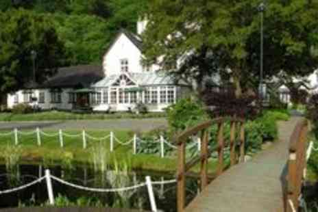 The Wild Pheasant Hotel  - Scenic two night stay for two with breakfast and dinner - Save 0%