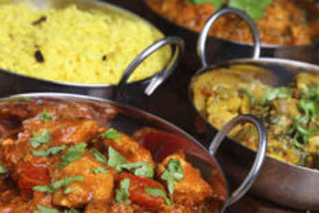 Midnight Moon - £20 or £40 to spend on Indian food and drink for two - Save 0%