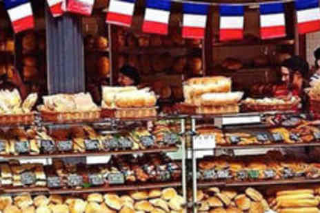 The French Oven - £10 voucher of artisan baked goods - Save 0%