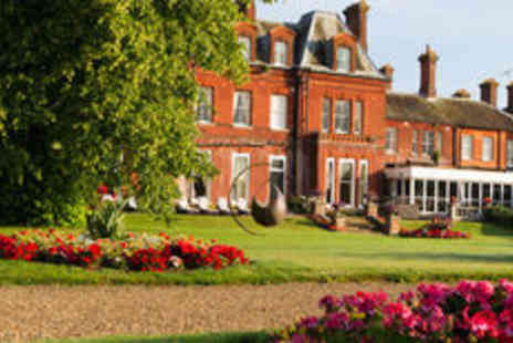 Champneys - Overnight Champneys spa stay with Thalassotherapy - Save 0%