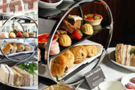 Into the Blue - Afternoon tea for two - Save 0%
