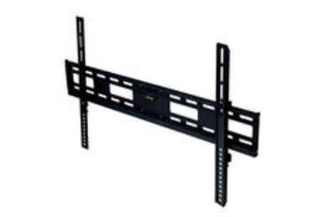 Crampton & Moore - Peerless TRWS310 large flat wall mount for 32 to 65 inch TVs Free Delivery  - Save 0%