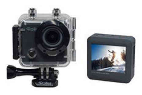Sonic UK - Rollei ActionCam 400 1080P Full HD waterproof camera plus delivery  - Save 0%