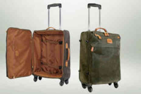 One Reward - Brics 55cm lightweight carry on spinner suitcase Plus Delivery  - Save 0%