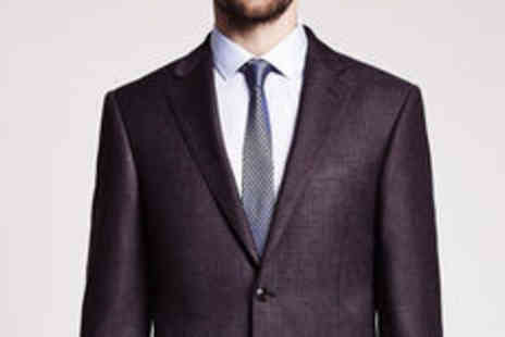 Austin Reed - Austin Reed two piece made to measure suit   - Save 0%