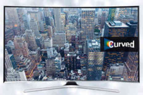 "Crampton and Moore - Samsung UE40J6300 40"" 6 series curved full HD smart LED TV Plus FREE delivery  - Save 0%"