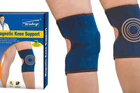 First 4 Health - Magnetic Knee Support - Save 78%