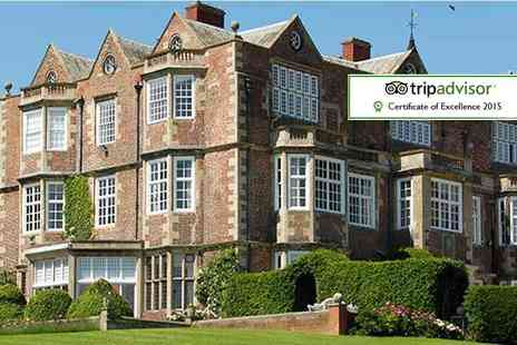 Goldsborough Hall - Overnight 5 star Yorkshire break for two including a breakfast and five course dinner  - Save 48%