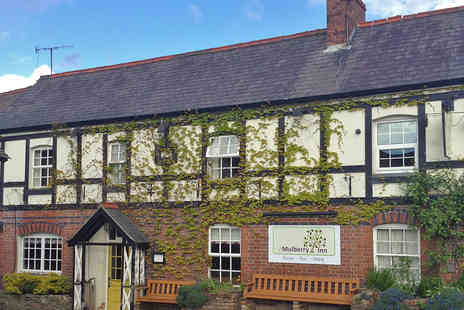 The Mulberry Inn - Two Night Stay For One with a cocktail and nibbles on arrival  - Save 36%