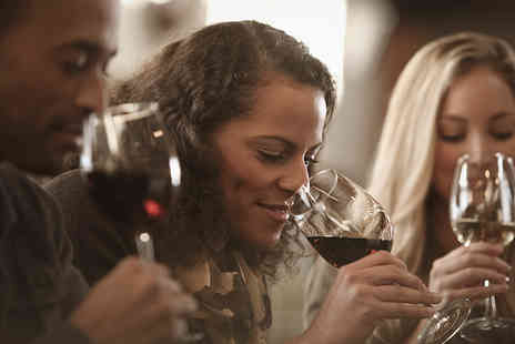 The Wine Palate - Christmas Wine Market Tickets - Save 36%