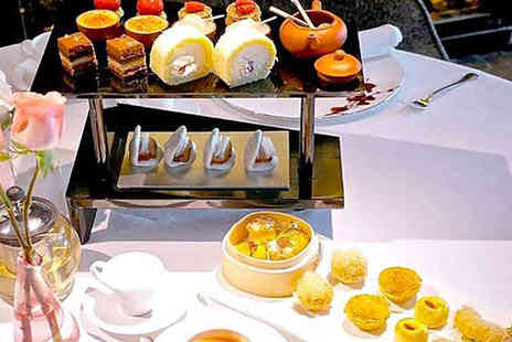At 28 Asian Cuisine Restaurant  - Dim Sum Afternoon Tea for Two   - Save 47%