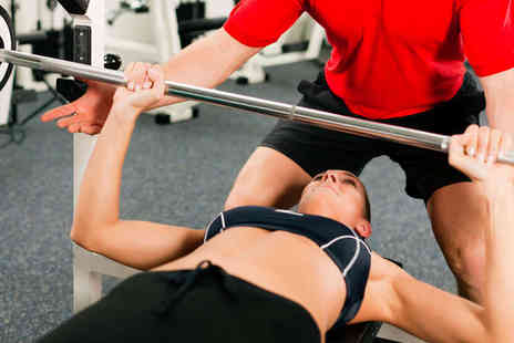 Drakes Gym - Three One Hour Personal Training Sessions - Save 81%