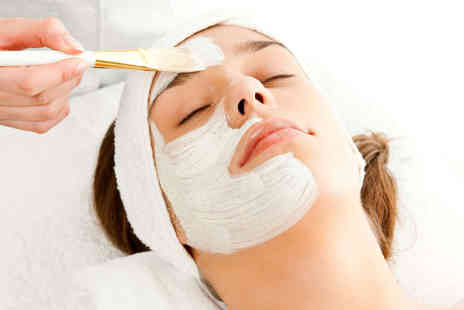 Joannes Hair and Beauty Salon - Hour Long Luxury Facial with Mud Mask or Eye Treatment  - Save 51%
