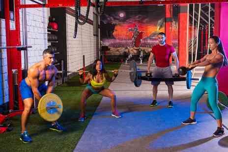 Fit Body Training Camp - Three Weeks All Access Indoor Group Training Sessions - Save 84%